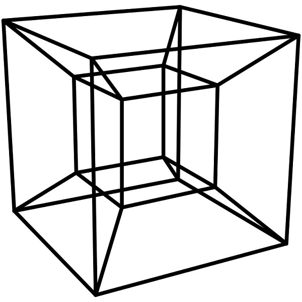 a four dimensional cube in paris autodesk research
