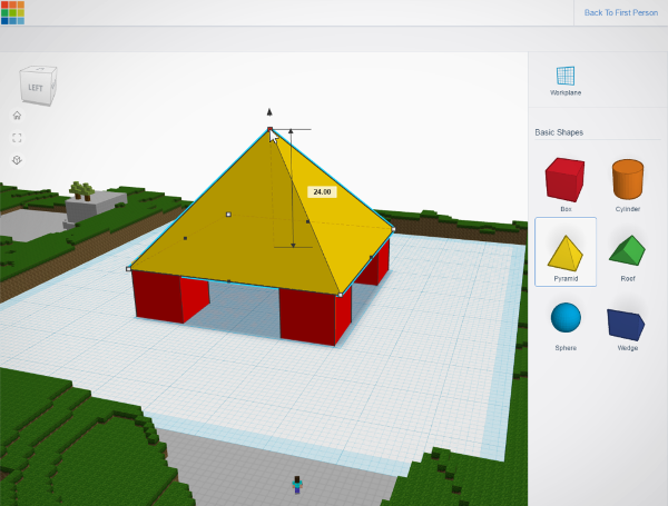 Blocks-to-CAD: A Cross-Application Bridge from Minecraft to 3D Modeling