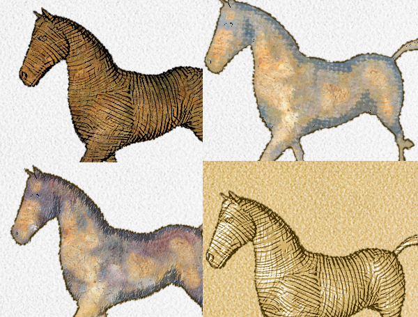 Towards Coherent Image Space Stylization of Animated 3D Shapes