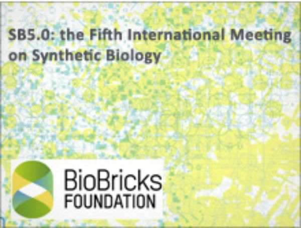 SB5.0: the Fifth International Meeting on Synthetic Biology